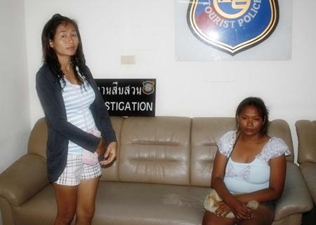 Schwangere Prostituierte