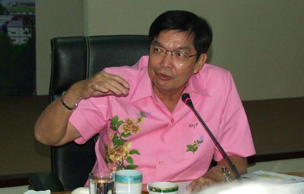 Vizegouverneur Pornchai Khwanasakul.