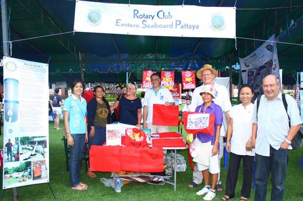Der Rotary Club Eastern Seaboard hilft immer allen Kindern.