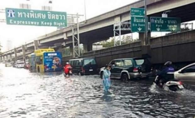Überschwemmungsfreies Bangkok ?
