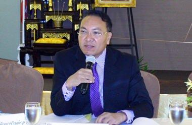 Gerichtspräsident Apichat Thepnu.