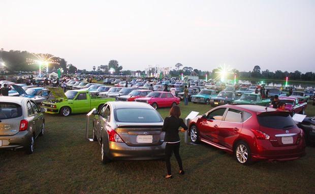 Eine tolle Ausstellung für Autoenthusiasten.