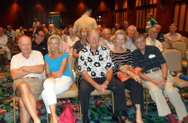Die Zuschauer sind allesamt begeistert von dem Film.
