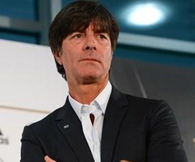 Nationaltrainer Joachim Löw gibt seinen Kader für Brasilien bekannt.