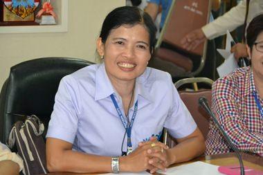 Krankenschwester Ra-anya Janthakas.