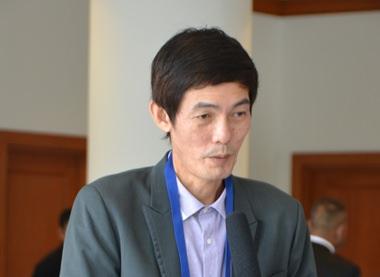 Sanpech Supabowornsthian, Vize-geschäftsführender Direktor des Zign Hotel Pattaya und Präsident der Thai Hotel Vereinigung, Ostküste.