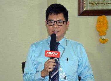 Dr. Pichit Kangwolkij, Leiter der Bangkok Hospital Gruppe, Ostregion.