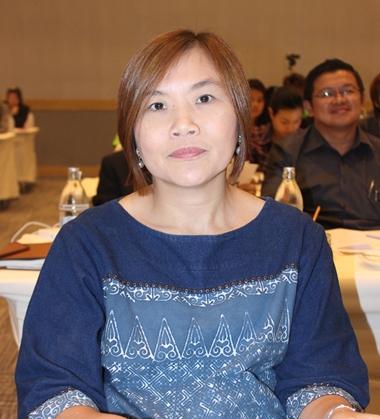 Suladda Sarutilavan, die Direktorin der TAT Pattaya.