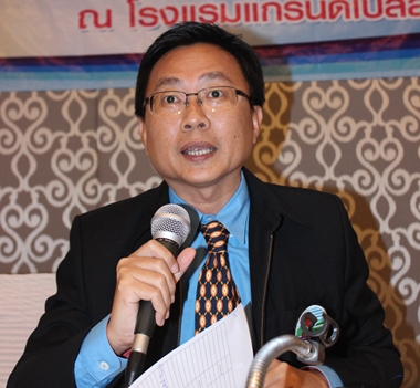 Sinchai Wattanasatsathorn, Präsident der PBTA.