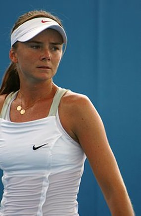 Daniela Hantuchova. (Photo: Wikipedia)