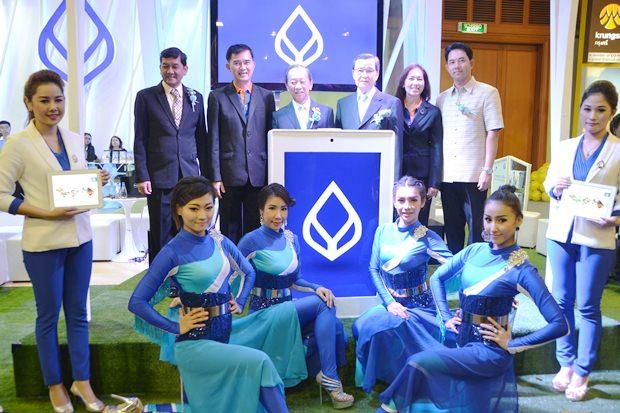 Die Eröffnungszeremonie durchgeführt von Finanzminister  Sommai Phasee.