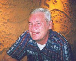 So sah Axel Borsdorf aus als er noch aktiv in Pattaya tätig war.