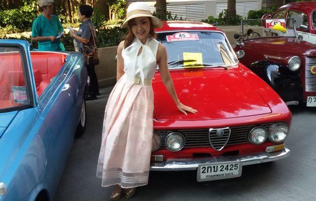 Alfa Romeo GT, 1969