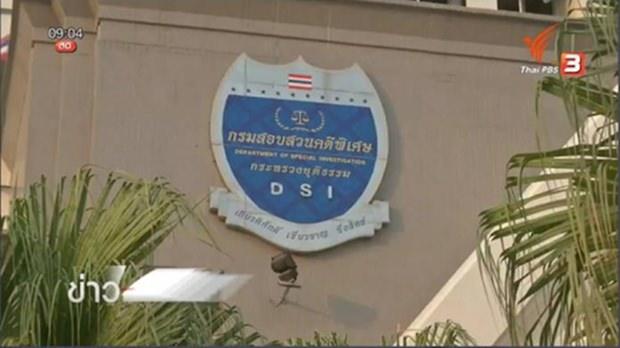 Zwei hohe DSI Beamte wurden wegen Bestechungsvorwürfen suspendiert.