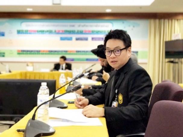 Rattanachai Suttidechanai, der nunmehrige Berater des Pattaya City Kulturrates.