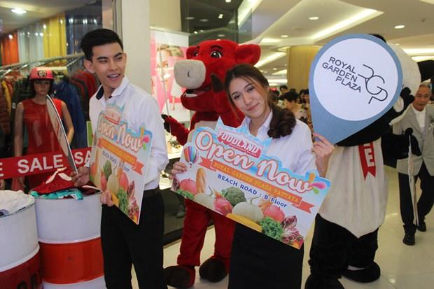Über 100 Millionen Baht kostete diese zweite Filiale in Pattaya.