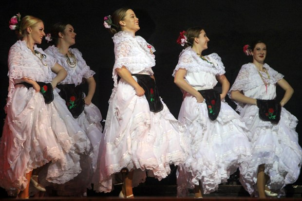 Mexikanische Schönheiten.