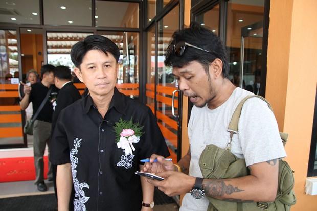 Chonburis Gouvernor spricht deutlich aus, dass Sicherheit betreff Touristen ein MUSS ist.
