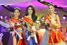 Die Sieger (von links): Kamolak Kultithinarath, Patida Pattani und Kanwora Kaewjeen.