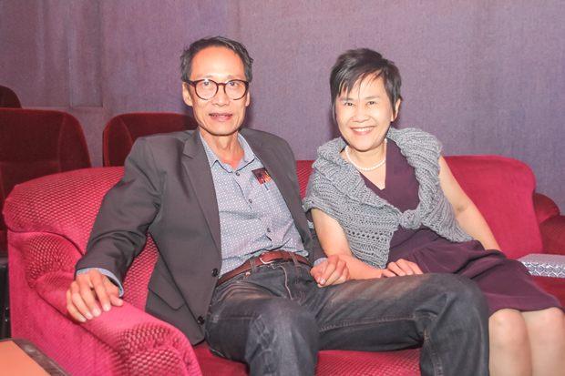 Vuttikorn Kamolchote, ehemaliger Präsident des Rotary Clubs Jomtien.