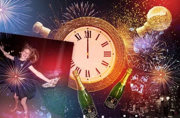 Wir wünschen allen ein fröhliches Neues Jahr!
