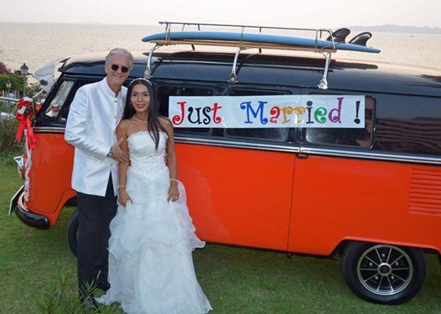 """Voher war die grosse Liebe von Jo sein """"66er VW Surf Bulli""""…jetzt ist es Noi."""