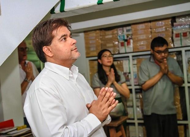 Tony Malhotra, der Direktor für Geschäftsentwicklung.