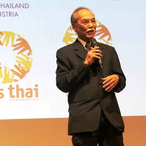 Promboon Panitchpakdee, CEO von CARE Thailand.