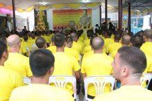 Gefangene aus dem Pattaya Gefängnis wurden vom König begnadigt.