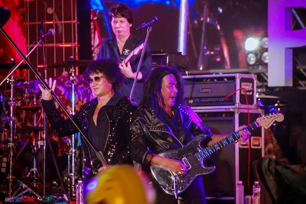 Leam Morrison, Pattayas eigener Gitarrenkönig mit Rung Rocketra.