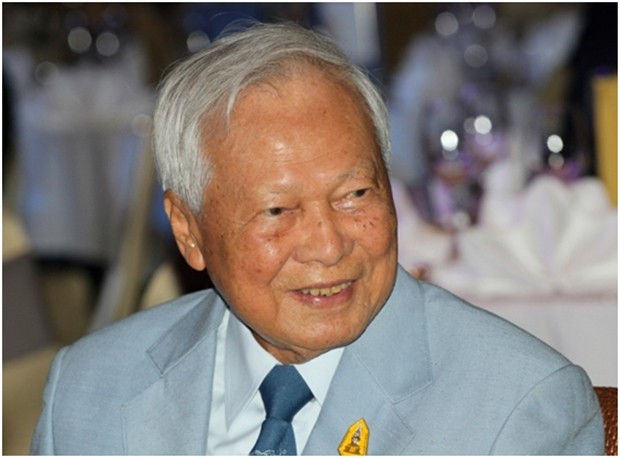 Gen. Prem Tinsulanonda (AP Photo by Sakchai Lalit File)