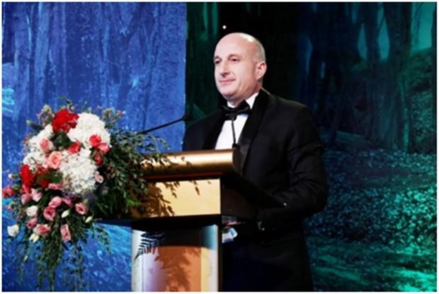 GTCC Präsident Markus Lorenzini.