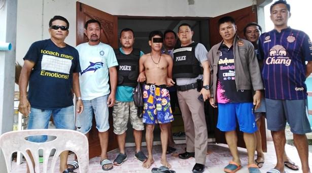 Sor Go Aong wird wegen Mordes verhaftet.