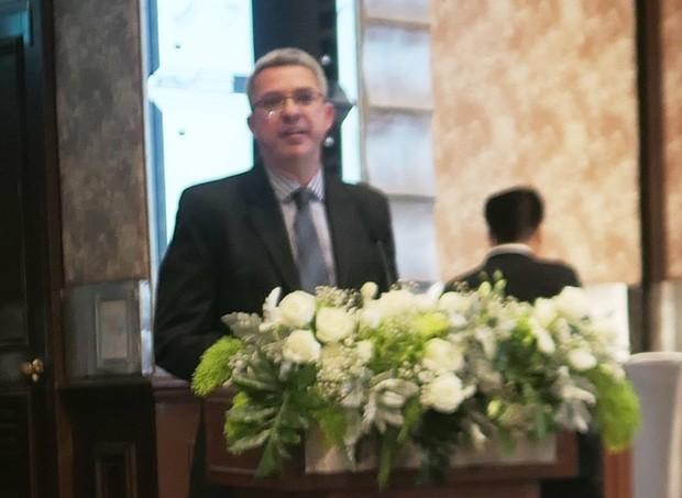 Michael Andreassen erzählt über die iCare Thailand Foundation.