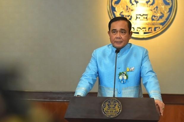 Ministerpräsident General Prayut Chan-o-cha.
