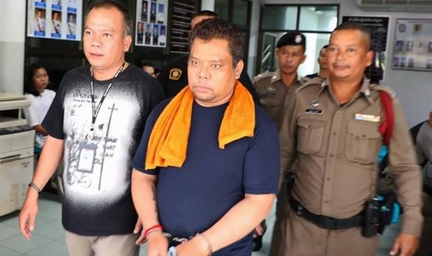 Der Gerichtshof Pattaya verurteilte Panya Sie Oon Yingdung zum Tode.
