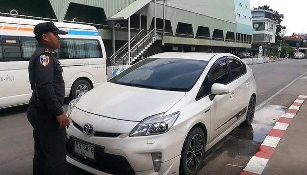 Polizeimajor Jeerawat Sukontasub sagte, dass sich die Polizei ab nun mehr um diese Vergehen kümmern will.