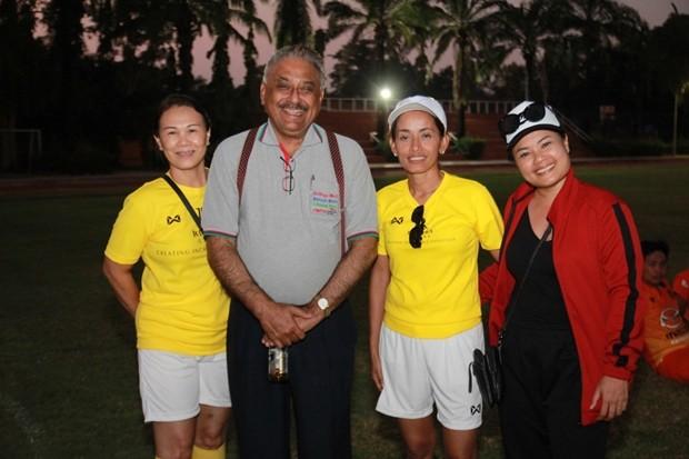 Das Rivera Team begrüßte Pattaya Mail Mitarbeiter herzlich.