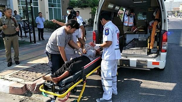 Sirikul Sumaphan erlitt 18 Bisswunden.
