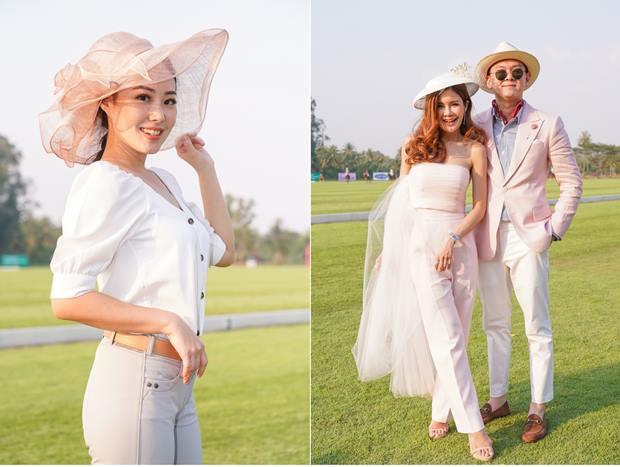 Narisa Kubota mit dem schönsten Chalin Hattakijkowit und Peerapatra Chaovalit mit den besten Outfits.