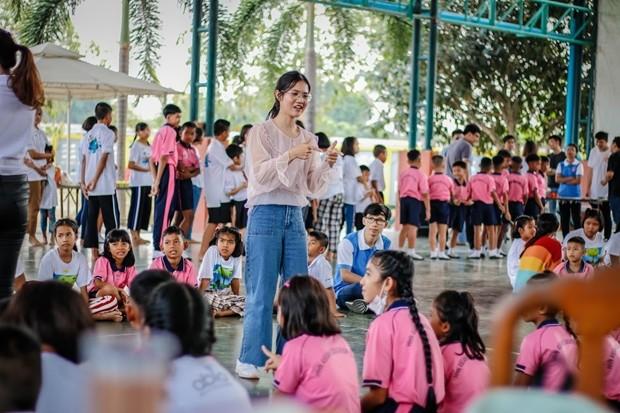 Die Vereinigung kambodschanischer Studenten der Burapha Universität Thailand beim Besuchim CPDC.