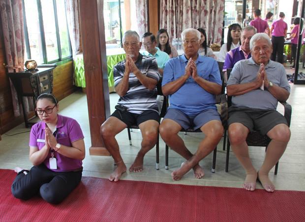 Viele Gäste aus dem In- und Ausland nahmen an der Feier teil.