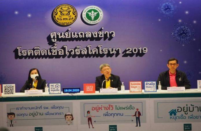 Thailand's Wissenschaftler verschiedener Institutionen, unter Leitung des National Vaccine Institute (NVI),arbeiten fieberhaft daran, einen Impfstoff gegen COVID-19 zu finden.