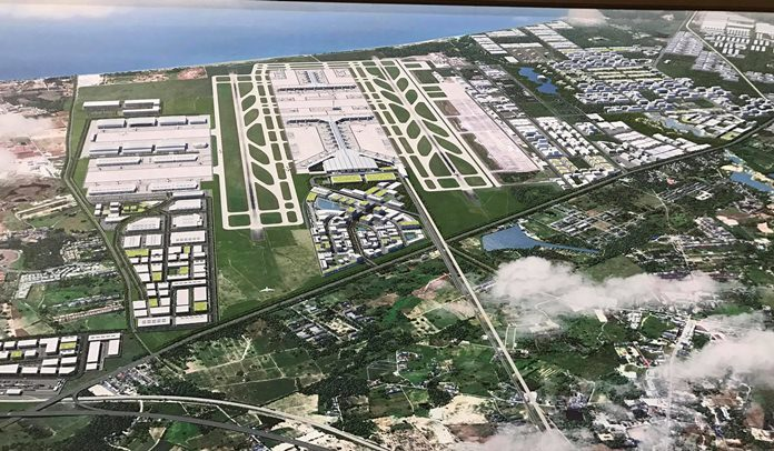 Das Projekt ist das Flagschiff der Regierung beim Eastern Economic Corridor (EEC).