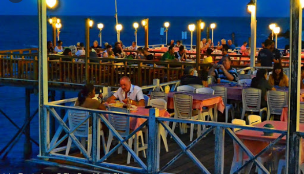 Diners can enjoy alcoholic beverages at indoor and outdoor restaurants again as of June 15.