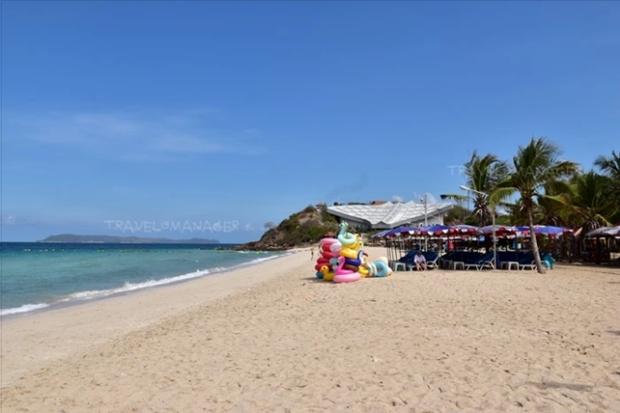 Der Samae Strand.