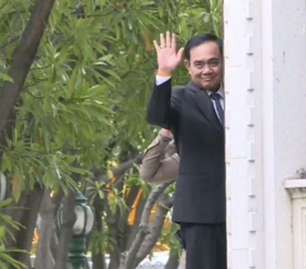 Minister president Gen. Prayut Chan-o-cha.