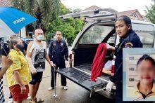 Der Leichnam der 41-jährigen Boonyong Sriprasert, wurde inihrer Wohnung gefunden.