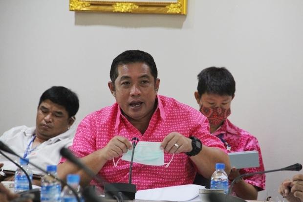 Bürgermeister Sontaya Kunplome gibt bekannt, dass Pattaya drei große Events in Vorbereitung hat.