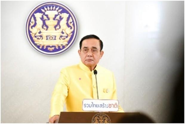 Thailand's Ministerpräsident Prayut Chan-o-cha.